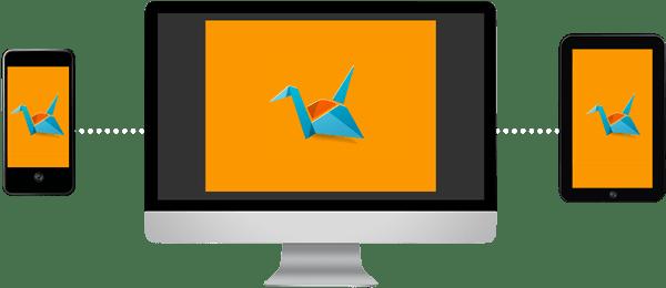 Copy App Logo