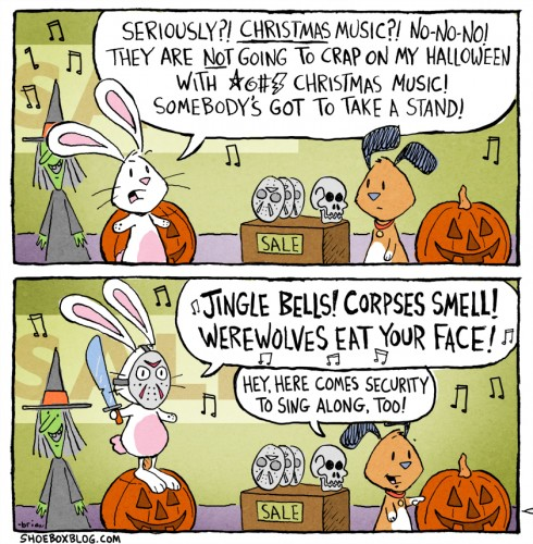 Halloween Christmas Song