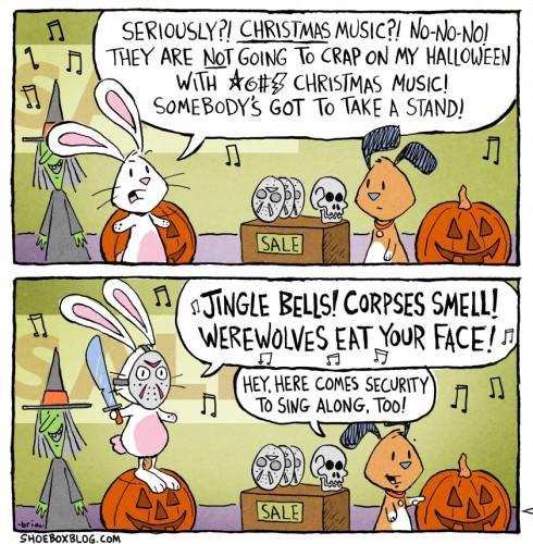 halloween christmas song - Halloween Christmas