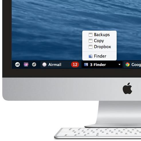 uBar iMac