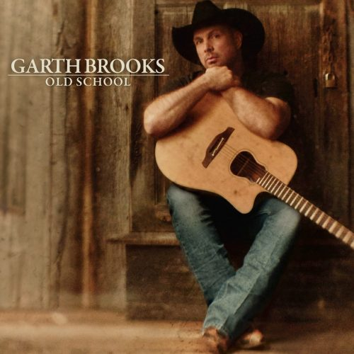 Garth Brooks The Ultimate Collection Album Covers