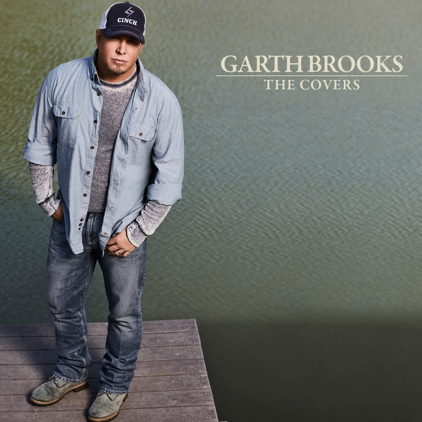 Garth Brooks: The Ultimate Collection Album Covers