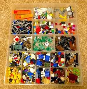 Lego Organization Tray