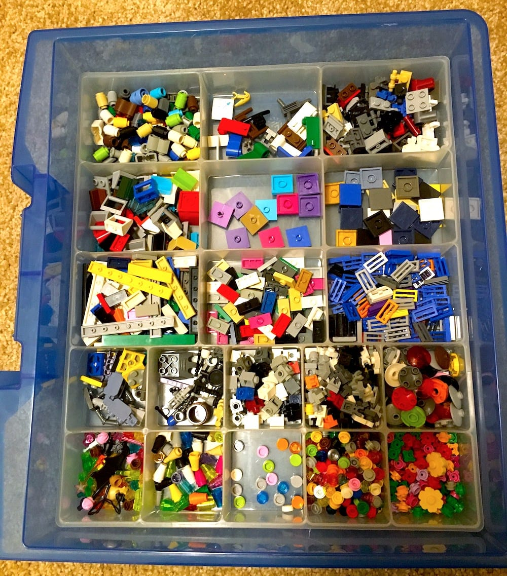 Lego Organization Box
