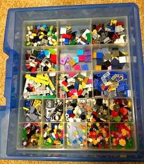 Lego Organization Box