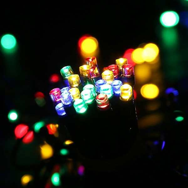 tip dont buy multi mode solar powered christmas lights