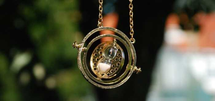 Time-Turner from Harry Potter
