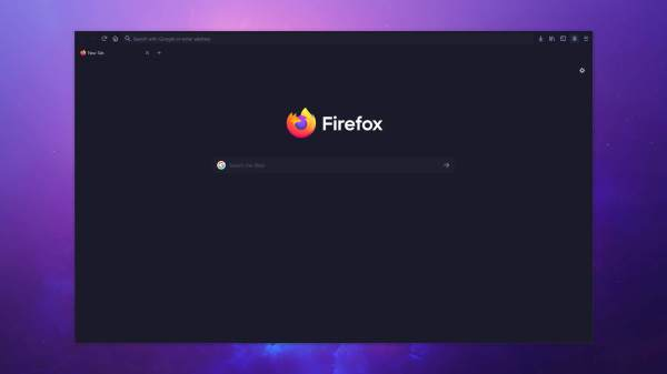 Moonlight Firefox Screen Shot