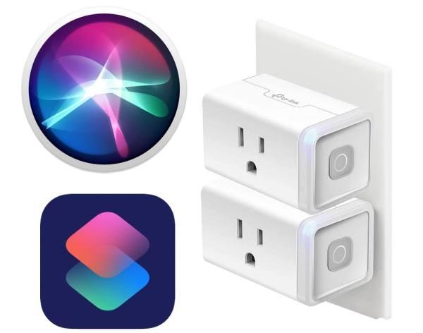 Smart Plugs & Siri