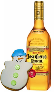 Jose Cuervo Cookies