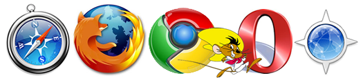 Fast Mac Browsers