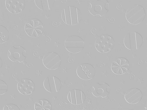 Silver Wrapping Paper