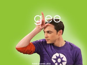 Sheldon Cooper - Glee Club Member