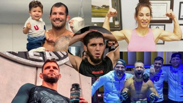 UFC Makhachev voti