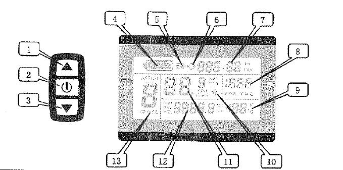 KT-LCD3 e-Bike Display User Manual v3.0