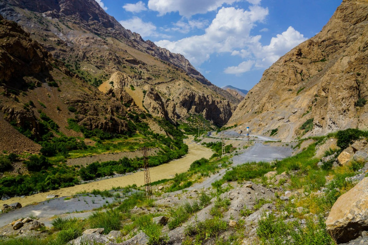 Road near Hakkari