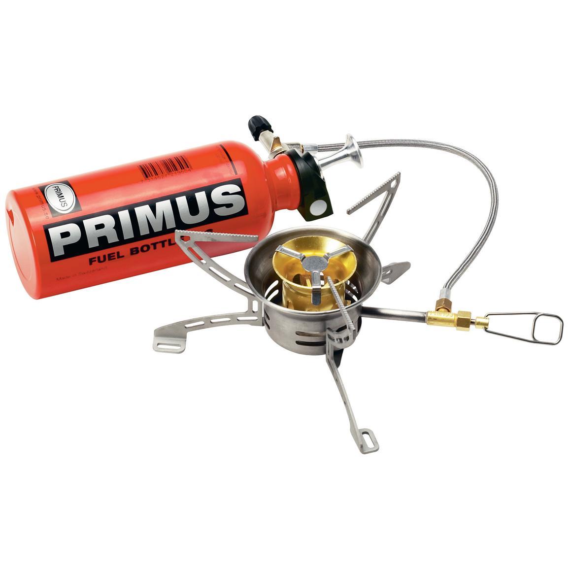 Review: Primus Omnifuel stove - TwistingSpokes