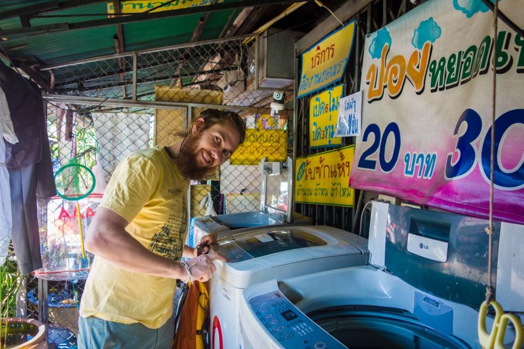 Laundromat Chiang Mai