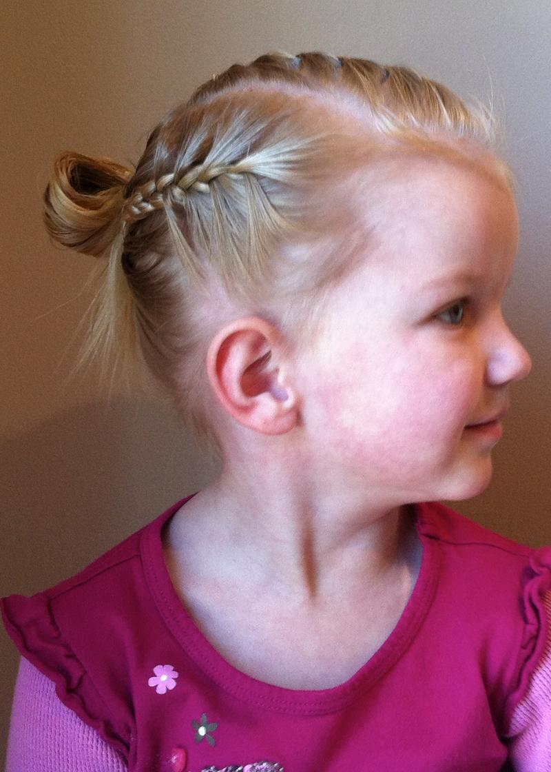 3 Little Girl Styles Twist Me Pretty