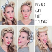 pin hair tutorials - twist