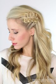 hunger games bow braid adult