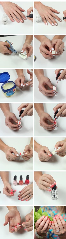 Ombre Nail Art K