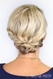 diy bohemian braids - twist