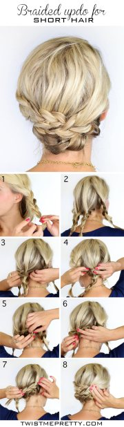 diy bohemian braids - twist