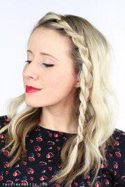 1 twisted braid 5 hairstyles