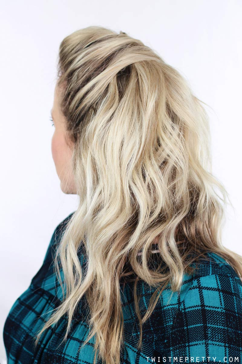 Fall In Love With Me Wallpaper Day To Night Hairstyle With Kayley Melissa Twist Me Pretty