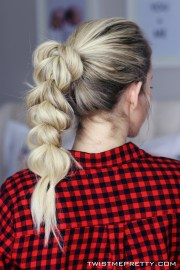 4 hairstyles dirty hair - twist