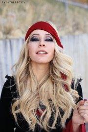 pirate makeup hair tutorial