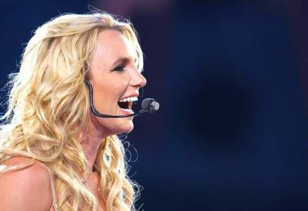 Britney Spears Live Concert