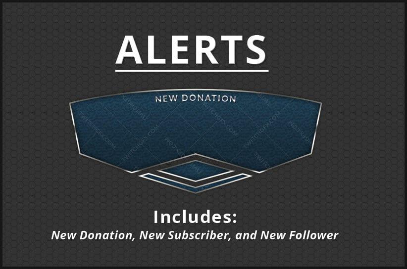 Sub alert donation