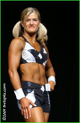 2005 NPC Evergreen State Bodybuilding Fitness Amp Figure