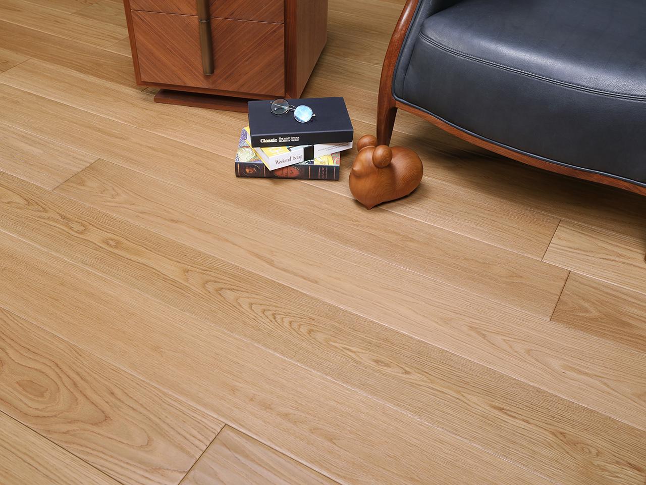 K3187AZ 白橡木_手刮木地板_KD木地板 | 科定企業股份有限公司