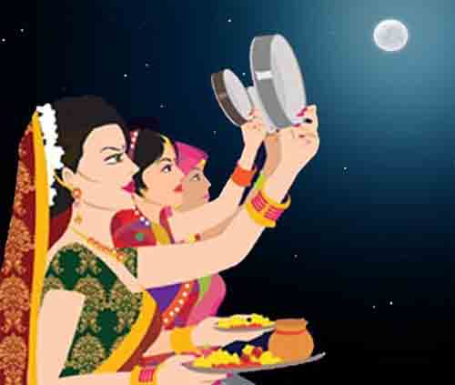 Image result for करवा चौथ