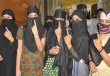 Indian muslim voting