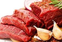 Red meat can become cause of death