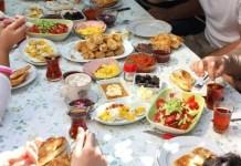 Food in ramzan
