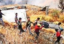 Uttarakhand ke pahad