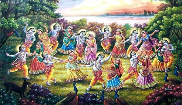 Shri krishna ki 16108 patniya