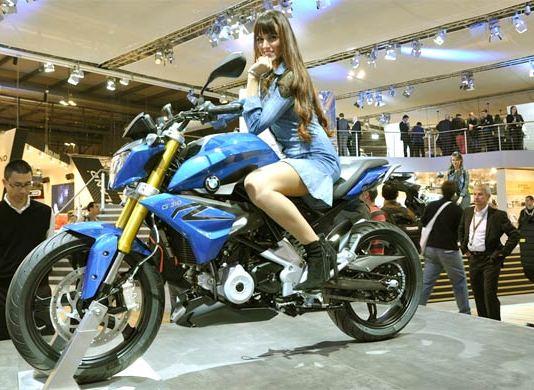 Bmw motorrad g310 r