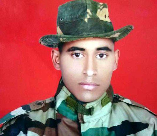 Shaheed Yogesh Pargaien