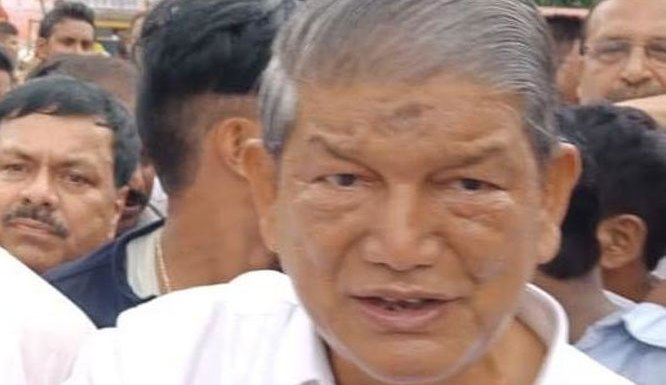 Former CM Harish Rawat arrested in Guwahati