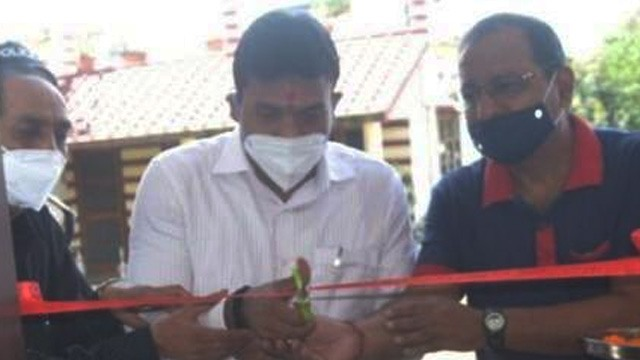 DM inaugurated new District Information Office