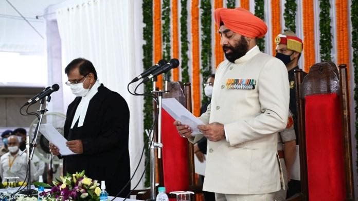 Lt Gen (Retd) Gurmeet Singh