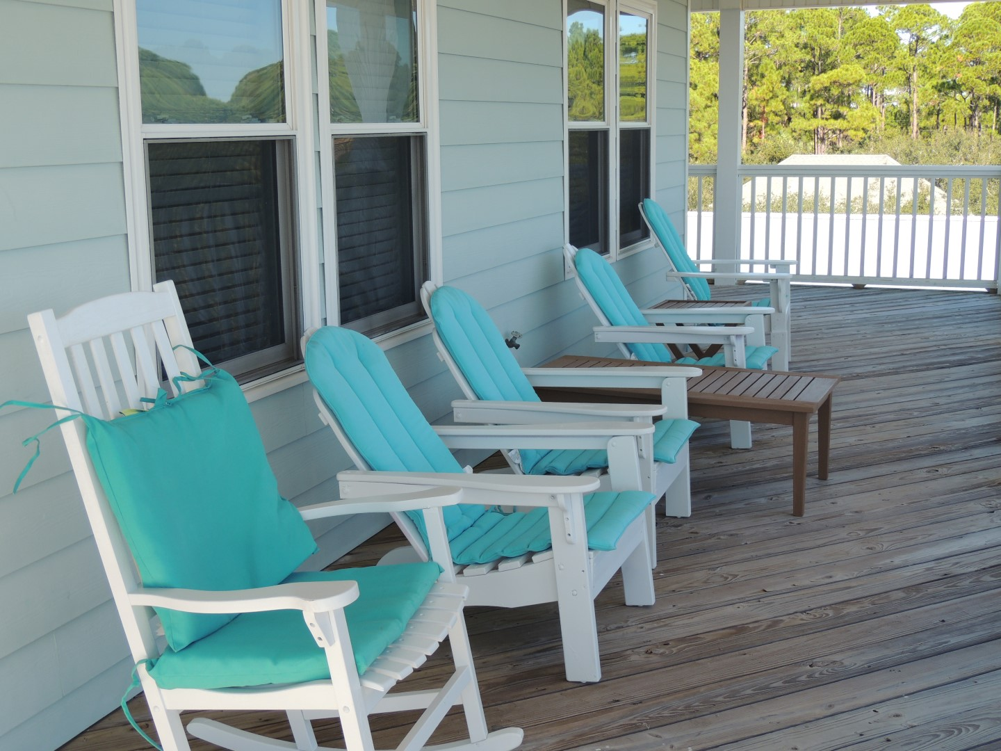 Three Palms Upper-Top Deck- Gorgeous Views of Gulf of Mexico and Beach-9