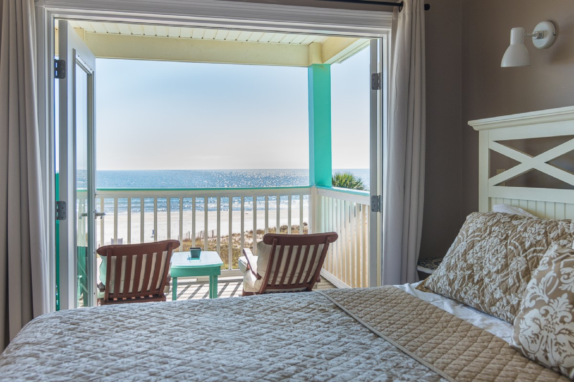 MBR-View-of-Private Deck and Beach