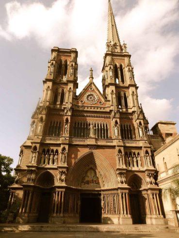 La Iglesia del Sagrado Corazón (La Iglesia de los Padres Capuchinos)